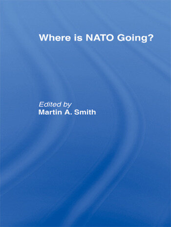 Where is Nato Going? book cover