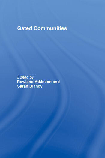 Gated Communities International Perspectives book cover