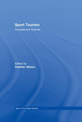 Sport Tourism book cover