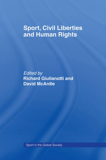 Sport, Civil Liberties and Human Rights book cover