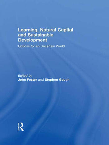 Learning, Natural Capital and Sustainable Development Options for an Uncertain World book cover
