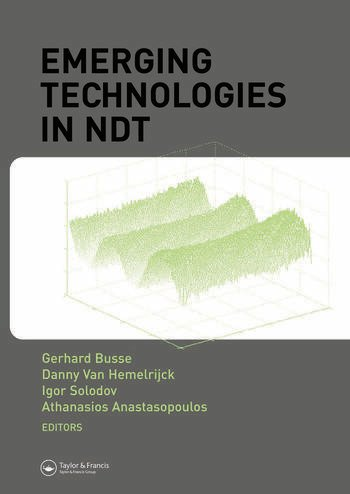 Emerging Technologies in NDT book cover