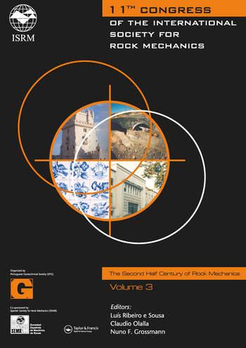 11th Congress of the International Society for Rock Mechanics The Second Half Century of Rock Mechanics, Volume 3 book cover