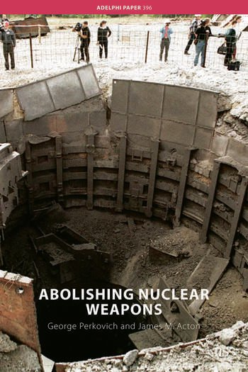 Abolishing Nuclear Weapons book cover