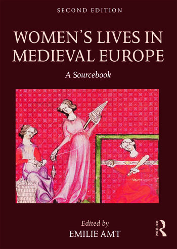 Women's Lives in Medieval Europe A Sourcebook book cover