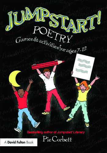 Jumpstart! Poetry Games and Activities for Ages 7-12 book cover