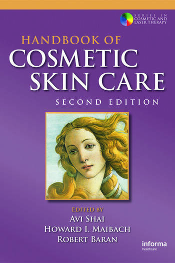Handbook of Cosmetic Skin Care book cover