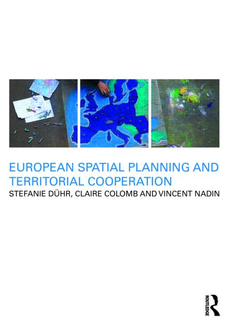 European Spatial Planning and Territorial Cooperation book cover