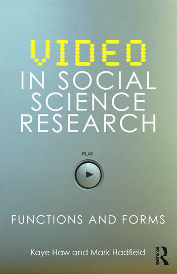 Video in Social Science Research Functions and Forms book cover