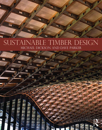 Sustainable Timber Design book cover