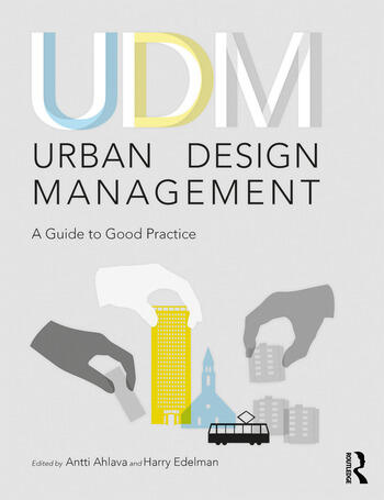 Urban Design Management A Guide to Good Practice book cover