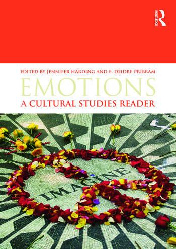 Emotions: A Cultural Studies Reader book cover