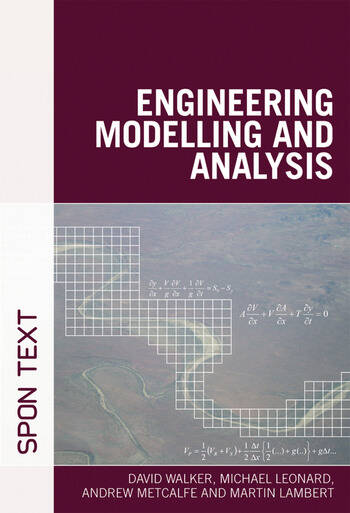 Engineering Modelling and Analysis book cover