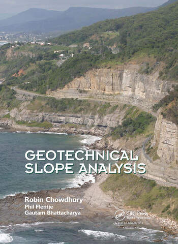 Geotechnical Slope Analysis book cover