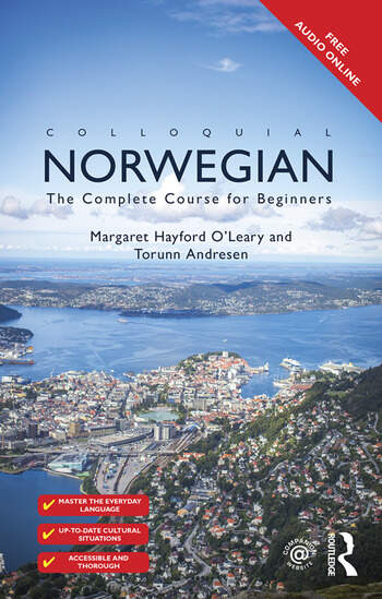 Colloquial Norwegian The Complete Course for Beginners book cover