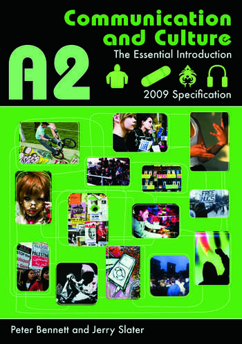 A2 Communication and Culture The Essential Introduction book cover