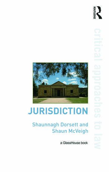 Jurisdiction book cover