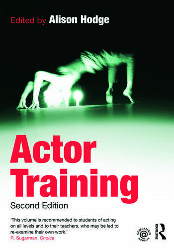 Actor Training book cover