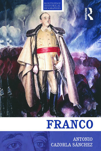 Franco The Biography of the Myth book cover