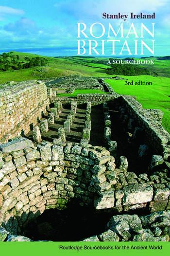Roman Britain A Sourcebook book cover