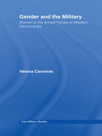 an analysis of gender in the military a book by gina carreno