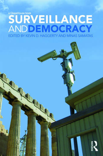 Surveillance and Democracy book cover