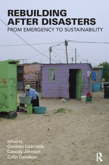 Rebuilding After Disasters From Emergency to Sustainability book cover