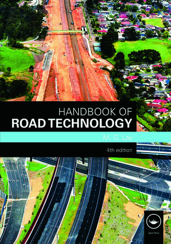 Handbook of Road Technology book cover