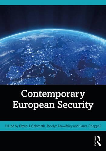 Contemporary European Security book cover