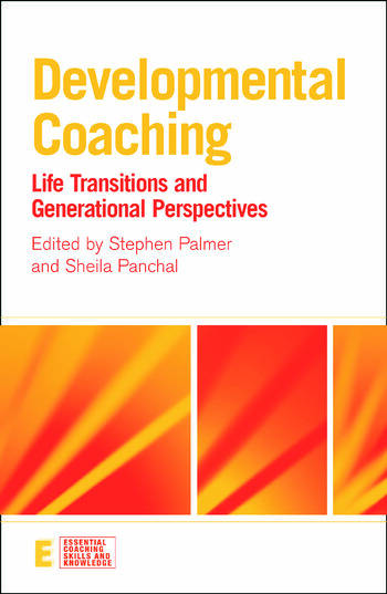 Developmental Coaching Life Transitions and Generational Perspectives book cover