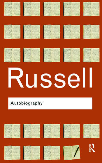 Autobiography book cover