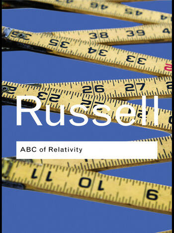 ABC of Relativity book cover