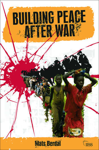 Building Peace After War book cover