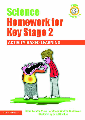 Science Homework for Key Stage 2 Activity-based Learning book cover