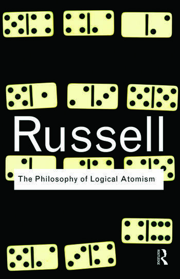 The Philosophy of Logical Atomism book cover