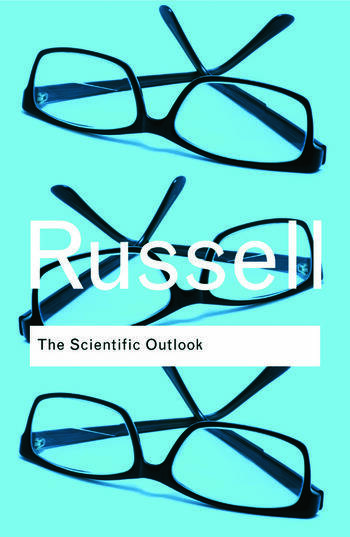 The Scientific Outlook book cover