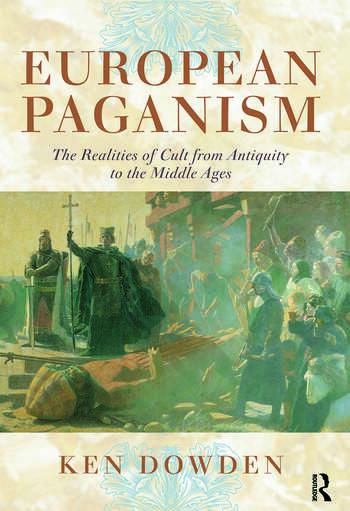 European Paganism book cover