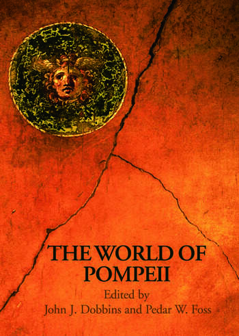 The World of Pompeii book cover