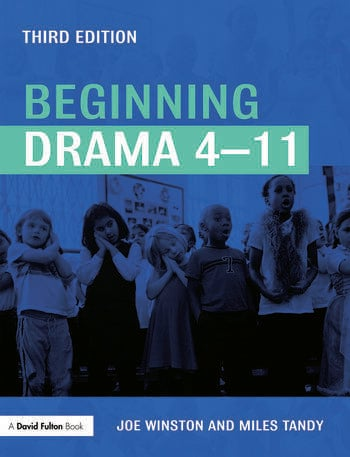 Beginning Drama 4-11 book cover