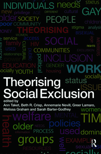 Theorising Social Exclusion book cover