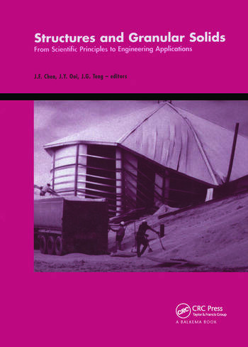 Structures and Granular Solids From Scientific Principles to Engineering Application book cover
