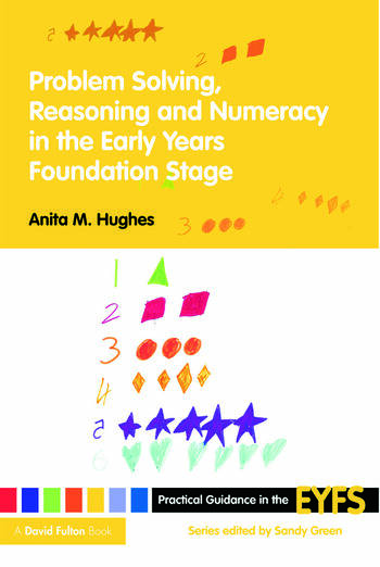 Problem Solving, Reasoning and Numeracy in the Early Years Foundation Stage book cover