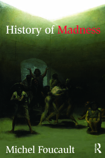 History of Madness book cover
