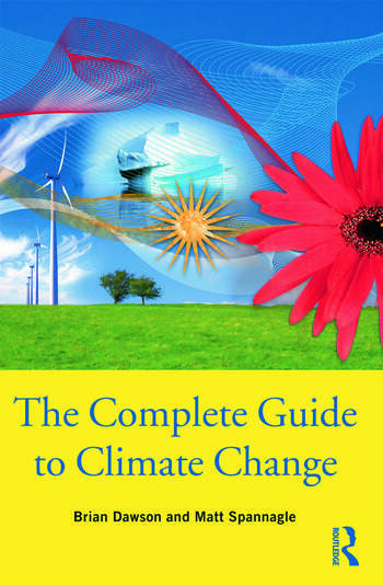 The Complete Guide to Climate Change book cover
