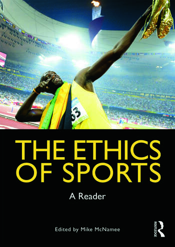 The Ethics of Sports A Reader book cover