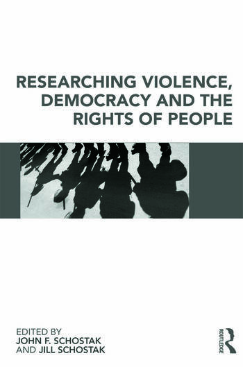 Researching Violence, Democracy and the Rights of People book cover