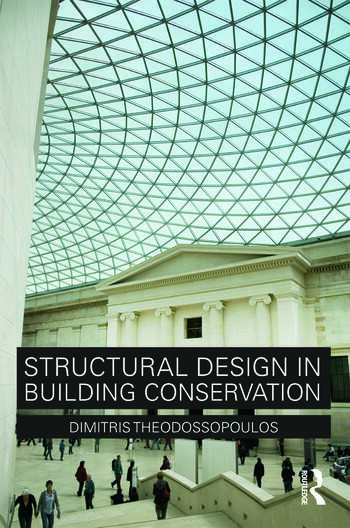 Structural Design in Building Conservation book cover
