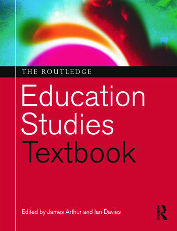 The Routledge Education Studies Textbook book cover