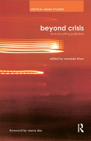 Beyond Crisis Re-evaluating Pakistan book cover