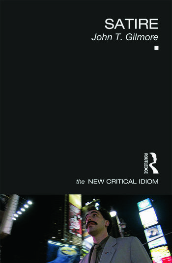 Satire book cover